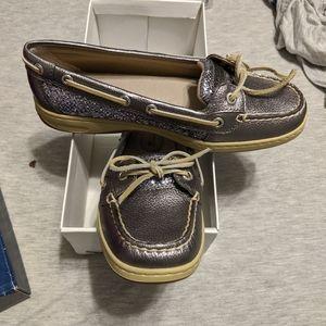 Sperry boat shoe 7
